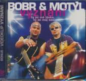 BOBR A MOTYL  - CD VYZNANI