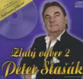 STAŠÁK PETER  - CD ZLATÝ VÝBER 2