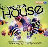 VARIOUS  - 2xCD WE LOVE HOUSE