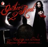 VARIOUS  - CD GOTHIC ROCK VOL. 2
