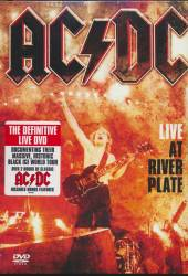 AC/DC  - DVD LIVE AT RIVER PLATE