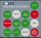 VARIOUS  - CD ZYX ITALO DISCO COLLECTION 5