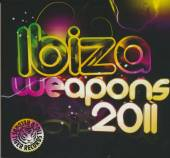 VARIOUS  - 2xCD IBIZA WEAPONS 2011