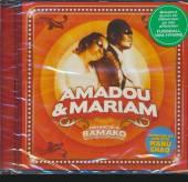 AMADOU & MARIAM  - CD DIMANCHE A BAMAKO