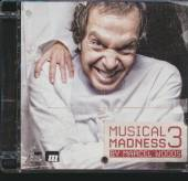 WOODS MARCEL  - CD MUSICAL MADNESS 3