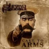 SAXON  - CD CALL TO ARMS
