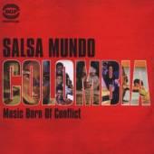 VARIOUS  - CD SALSA MUNDO COLOMBIA