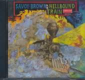 BROWN SAVOY  - CD TRAIN TO NOWHERE