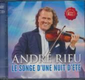 RIEU ANDRE  - CD LE SONGE D'UNE NUIT D'ETE
