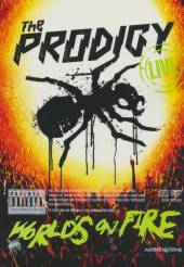 PRODIGY  - 2xCD+DVD LIVE - WORLD'S ON FIRE -DVD+CD-