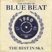 VARIOUS  - CD THE BLUEST BEAT