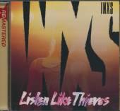 INXS  - CD LISTEN LIKE THIEVES