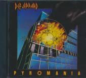 DEF LEPPARD  - CD PYROMANIA