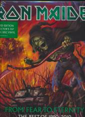 IRON MAIDEN  - 3xVINYL BEST 1990-20..