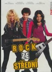 FILM  - DVD ROCK ZE STREDNI