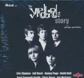 YARDBIRDS  - 4xCD YARDBIRDS STORY ( 4 CD BOX SET )