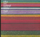 CITY & COLOUR  - 2xCD+DVD LITTLE HELL -CD+DVD-