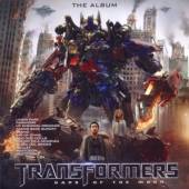 TRANSFORMERS 3 - DARK OF THE M..  - CD TRANSFORMERS 3 - DARK OF THE MOON-OST