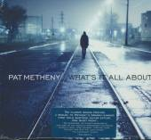METHENY PAT -GROUP-  - CD WHAT'S IT ALL ABOUT