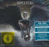SEPULTURA  - CD+DVD KAIROS /LIM./