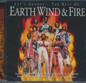 EARTH WIND & FIRE  - CD LET'S GROOVE - BEST OF
