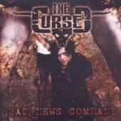 CURSED  - CD BAD NEWS COMPANY