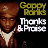 GAPPY RANKS  - CD THANKS & PRAISE