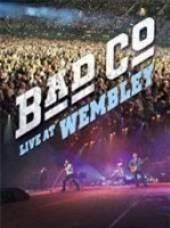 BAD COMPANY  - DVD LIVE AT WEMBLEY