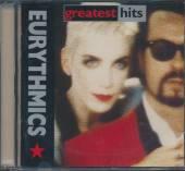 EURYTHMICS  - CD GREATEST HITS -18 TR.-