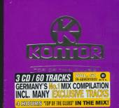 VARIOUS  - 3xCD KONTOR 51/2011 TOP OF THE CLUBS
