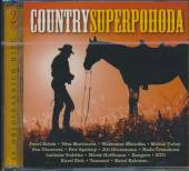 VARIOUS  - 2xCD COUNTRY SUPERPOHODA