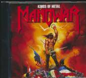 MANOWAR  - CD KINGS OF METAL