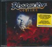 RHAPSODY OF FIRE  - CD FROM CHAOS TO ETERNITY