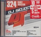 DJ SELECTION 324  - CD DJ SELECTION 324 (HOL)