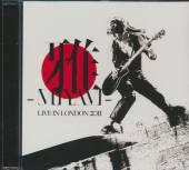 MIYAVI  - CD LIVE IN LONDON 2011