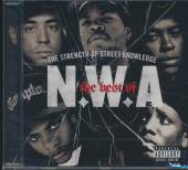 N.W.A.  - CD BEST OF N.W.A: THE STRENGTH OF