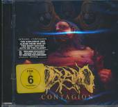 OCEANO  - CD CONTAGION (+ DVD)