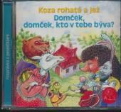 ROZPRAVKA  - CD KOZA ROHATA A JEZ
