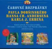 ROZPRAVKA  - 3xCD CAROVNE ROZPRAVKY