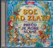 - CD SOL NAD ZLATO