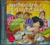 ROZPRAVKA  - CD SNEHULIENKA A 7 TRPASLIKOV