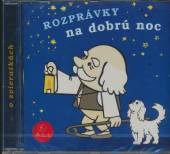 ROZPRAVKY  - CD NA DOBRU NOC/O ZVIERATKACH