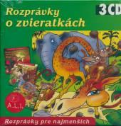 - 3CD ROZPRAVKY O ZVIERATKACH