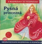 ROZPRAVKA  - CD PYSNA PRINCEZNA