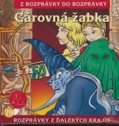 ROZPRAVKA  - CD CAROVNA ZABKA