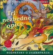 ROZPRAVKA  - CD TRI NEZBEDNE OPICE