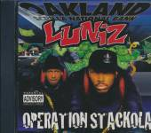 LUNIZ  - CD OPERATION STACKOLA