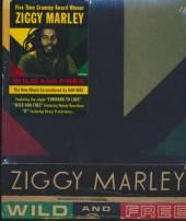 MARLEY ZIGGY  - CD WILD & FREE