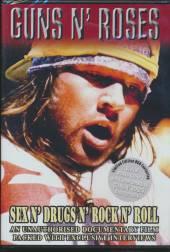 GUNS N'ROSES  - DVD G N'ROSES:SEX N'DRUGS N'ROCK..