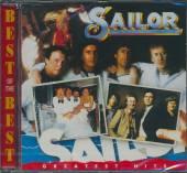 SAILOR  - CD GREATEST HITS